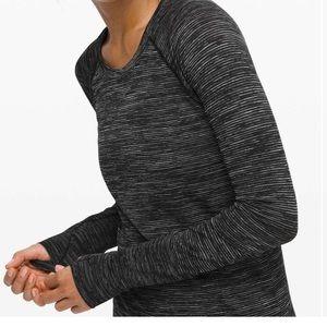 Lululemon long sleeve shirt (M)
